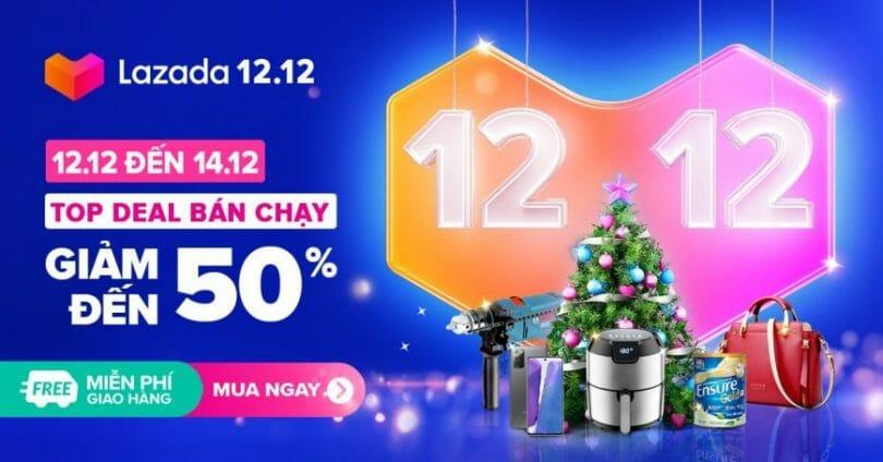 Hot Deal Lazada 12.12